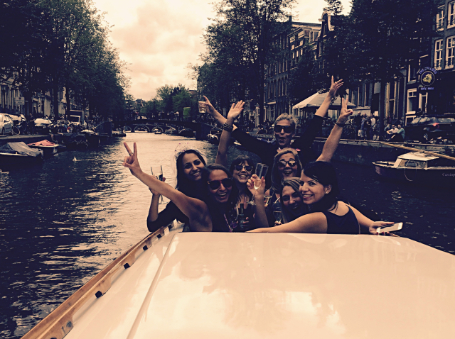 Hens Party Amsterdam