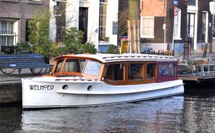 Salonboot huren Amsterdam Welmoed
