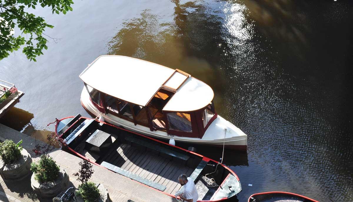 Salonboot Rondvaartboot