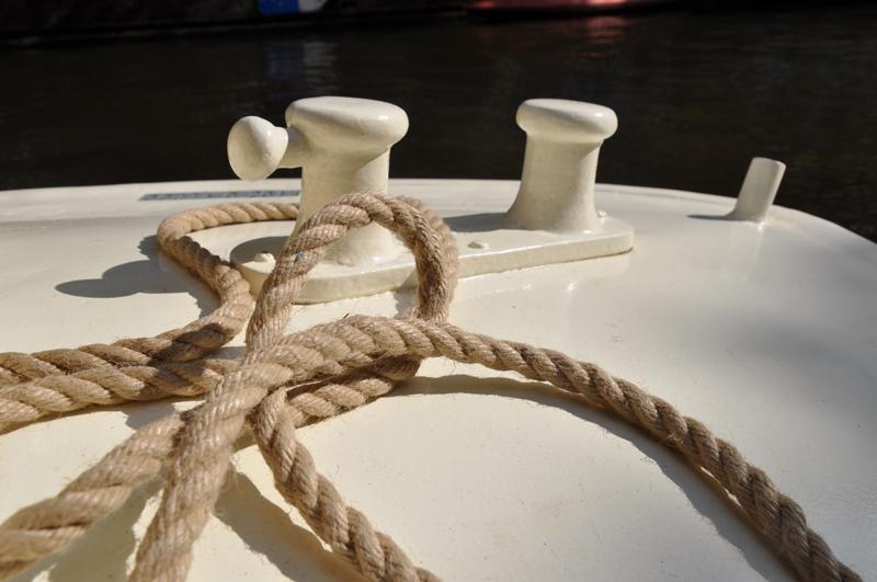 Amsterdam trouwen op het water