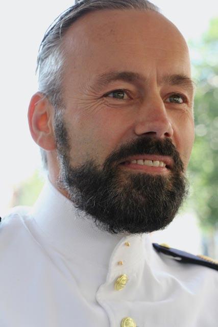Salonboot Kapitein Reinhard