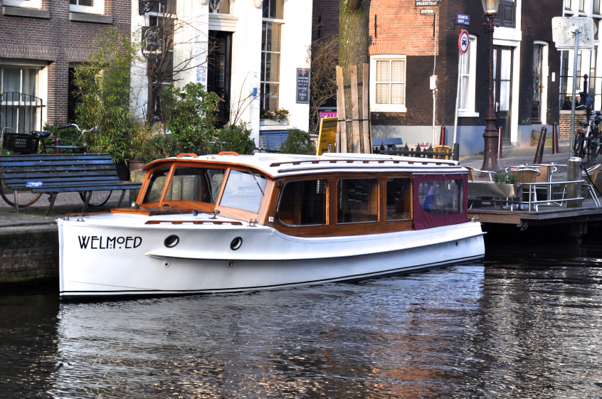 Salonboot Tour Amsterdam